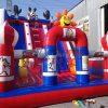 Şişme Kaydıraklı Büyük Oyun Parkı Maymun Evi