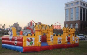 Şişme Korsan Oyun Parkı
