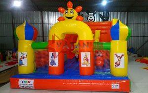 Şişme Oyun Parkı Güneş Maymun Evi